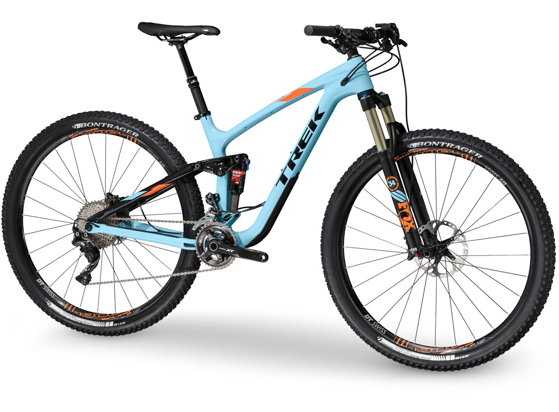 Trek Fuel EX 9.8 29 - FredLikesTrikes - Mountain Biking Pictures - Vital MTB