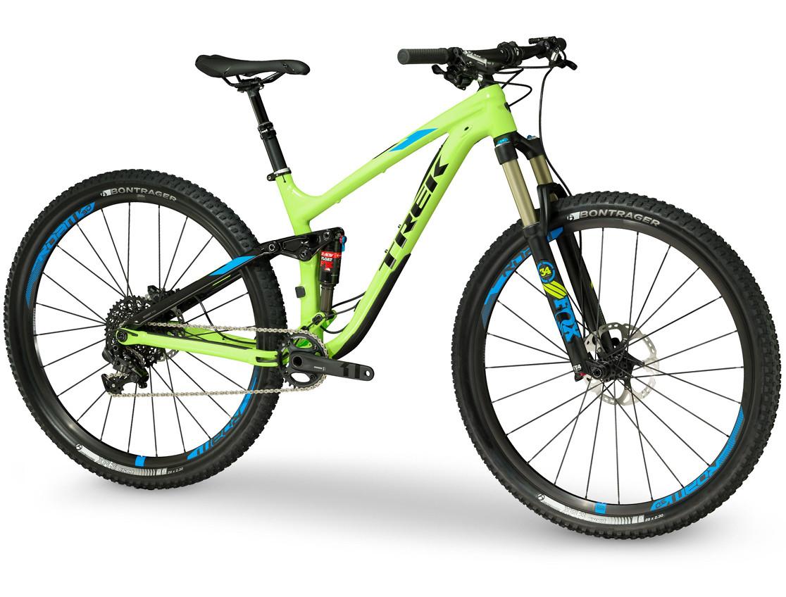 Trek Fuel EX 9 29 - FredLikesTrikes - Mountain Biking Pictures - Vital MTB