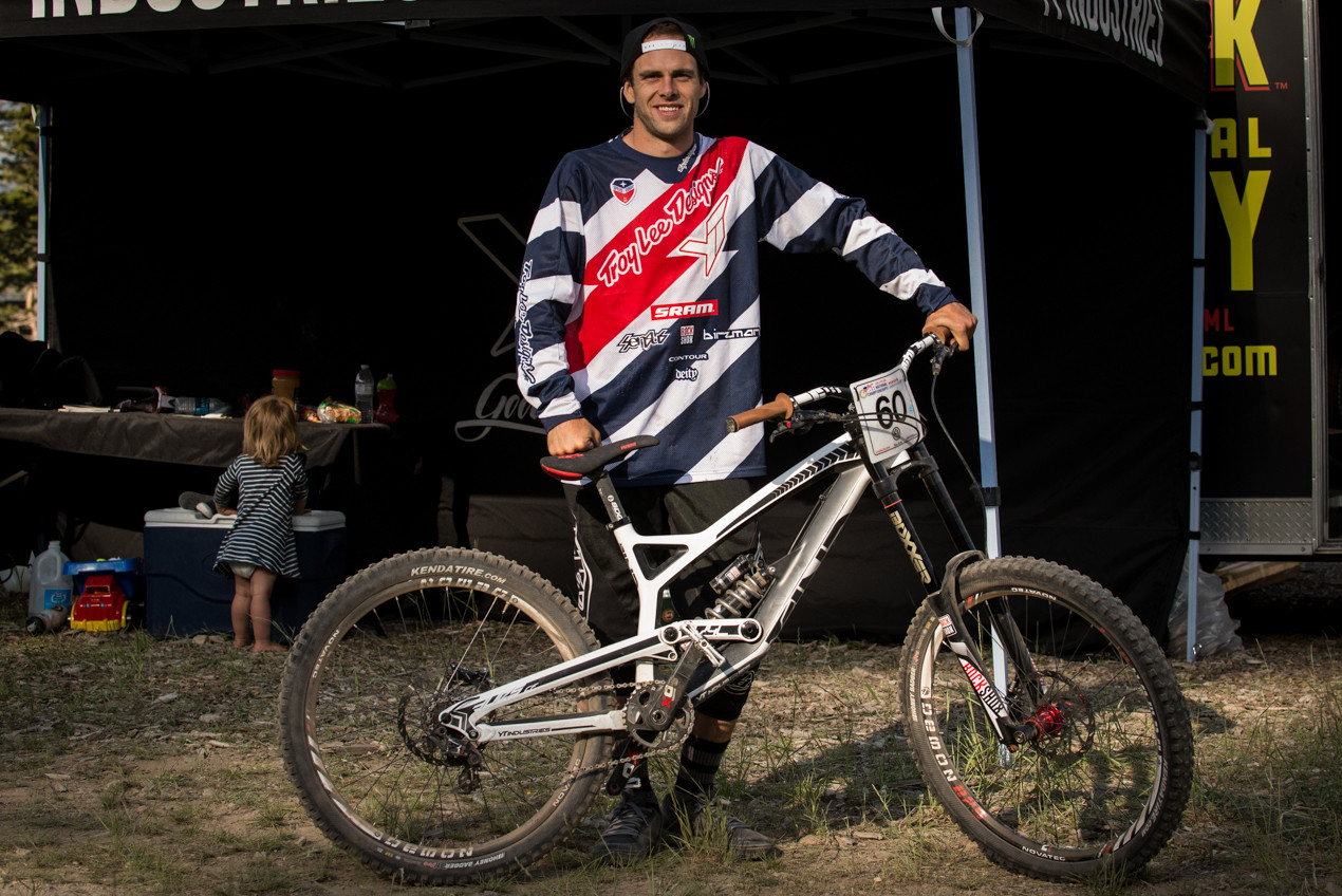 PIT BITS - Cam Zink's YT Tues at U.S. National Champs - UPDATED PIT BITS - 2015 U.S. National Championships at Mammoth Bike Park - Mountain Biking Pictures - Vital MTB