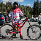 Winning Bike - Mitch Ropelato's Specialized Demo 8