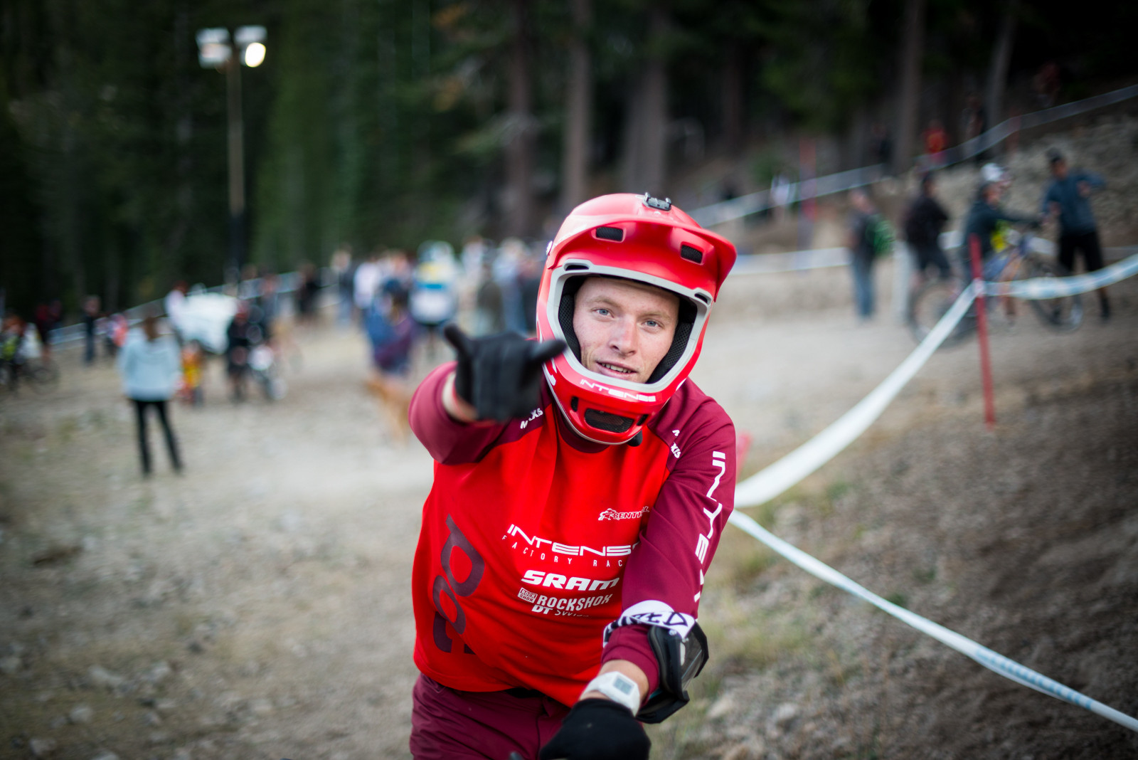 Luca Cometti - Mammoth Mountain Kamikaze Bike Games Dual Slalom - Mountain Biking Pictures - Vital MTB