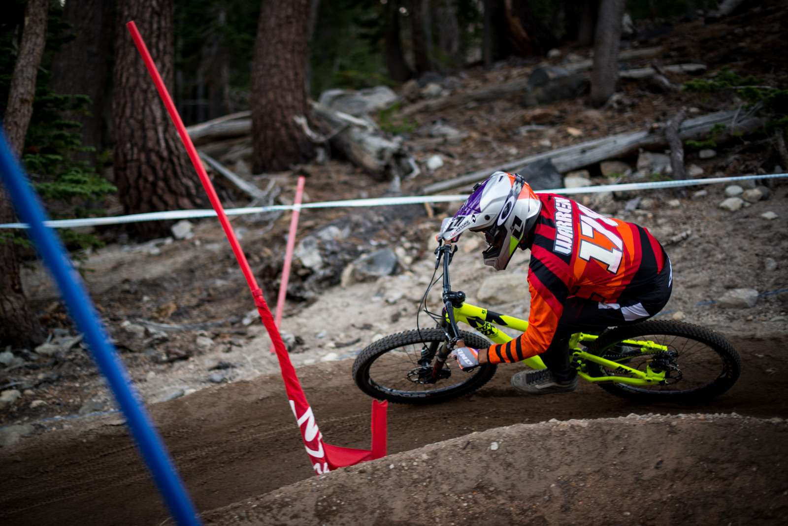 Austin Warren - Mammoth Mountain Kamikaze Bike Games Dual Slalom - Mountain Biking Pictures - Vital MTB