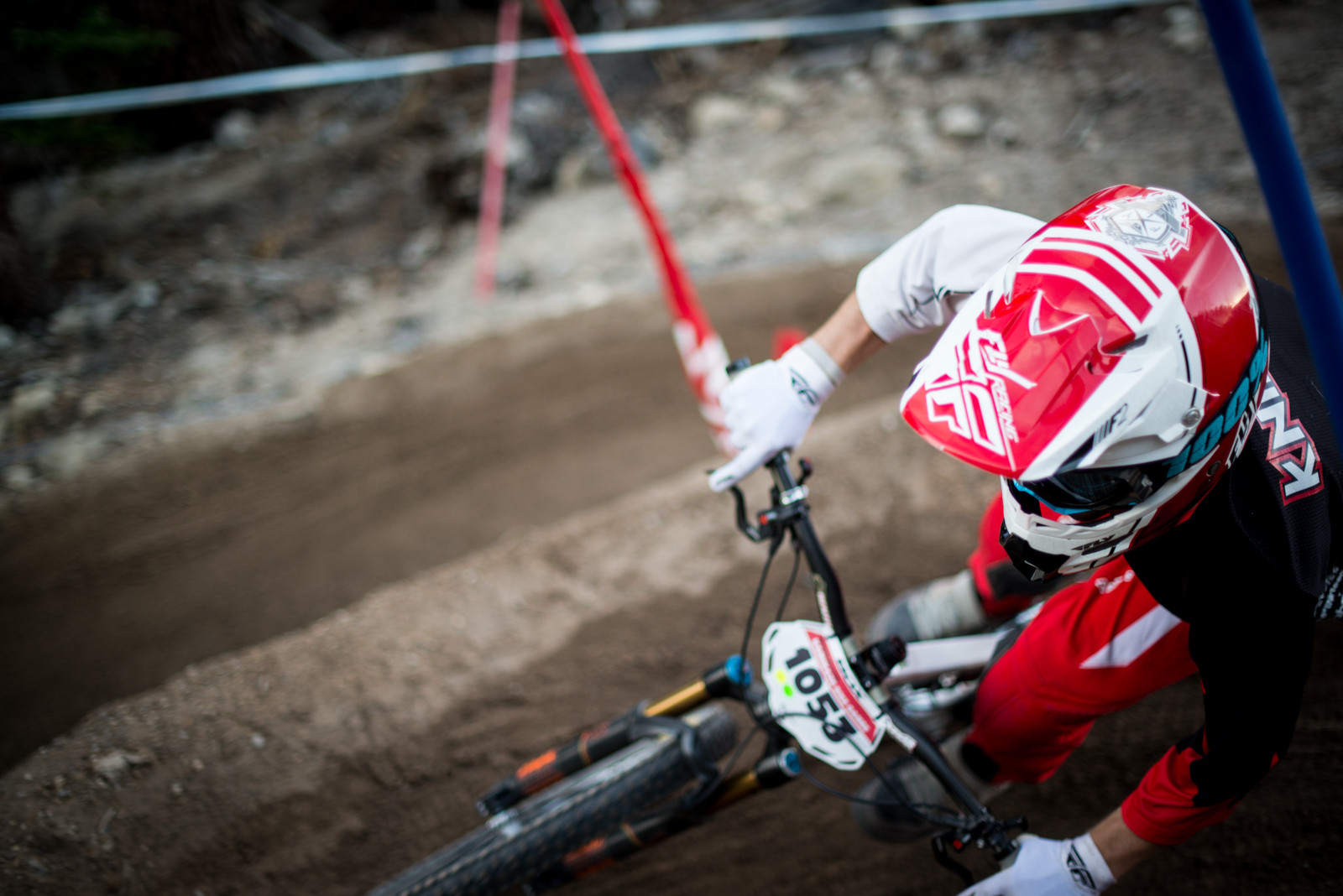 Warren Kniss - Mammoth Mountain Kamikaze Bike Games Dual Slalom - Mountain Biking Pictures - Vital MTB
