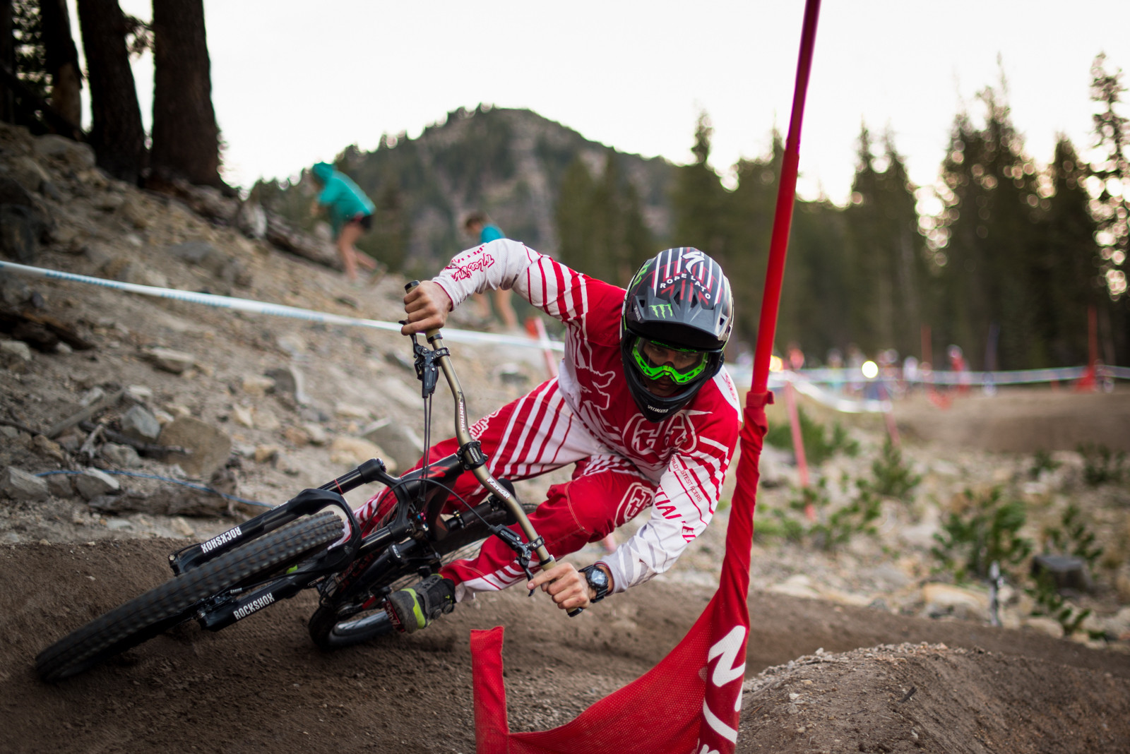 Mammoth Mountain Kamikaze Bike Games Dual Slalom - Mitch Ropelato - Mammoth Mountain Kamikaze Bike Games Dual Slalom - Mountain Biking Pictures - Vital MTB