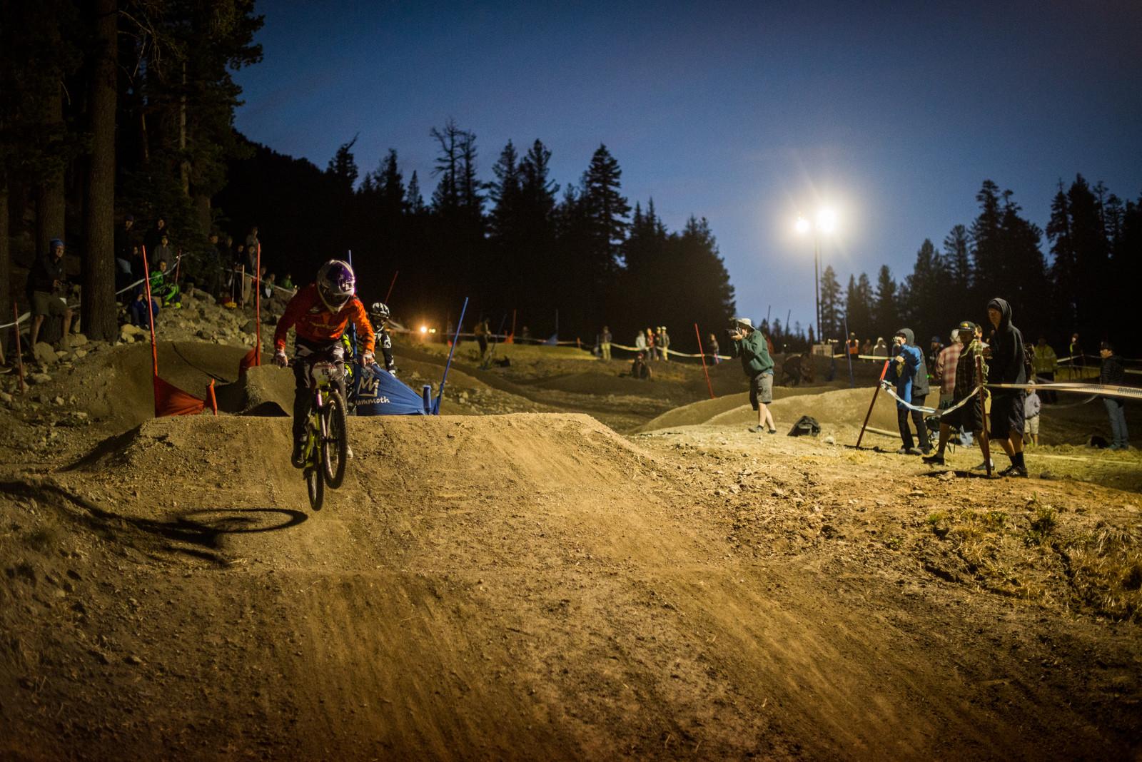Austin Warren & Michael Daniels - Mammoth Mountain Kamikaze Bike Games Dual Slalom - Mountain Biking Pictures - Vital MTB