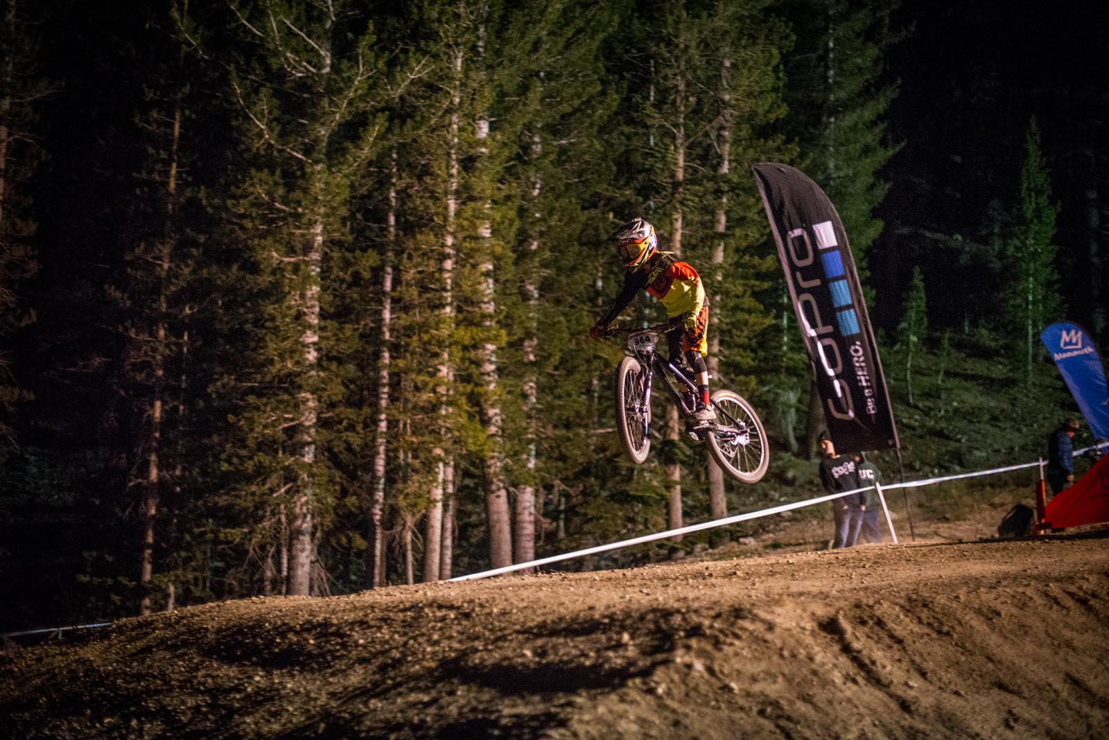 Julien Markewitz - Mammoth Mountain Kamikaze Bike Games Dual Slalom - Mountain Biking Pictures - Vital MTB