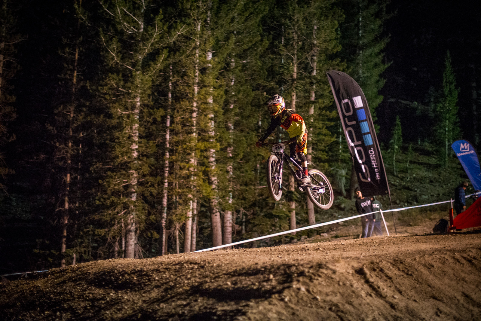 Julien Markewitz - Mammoth Mountain Kamikaze Bike Games Dual Slalom - Mountain Biking Pictures - Vital MTB