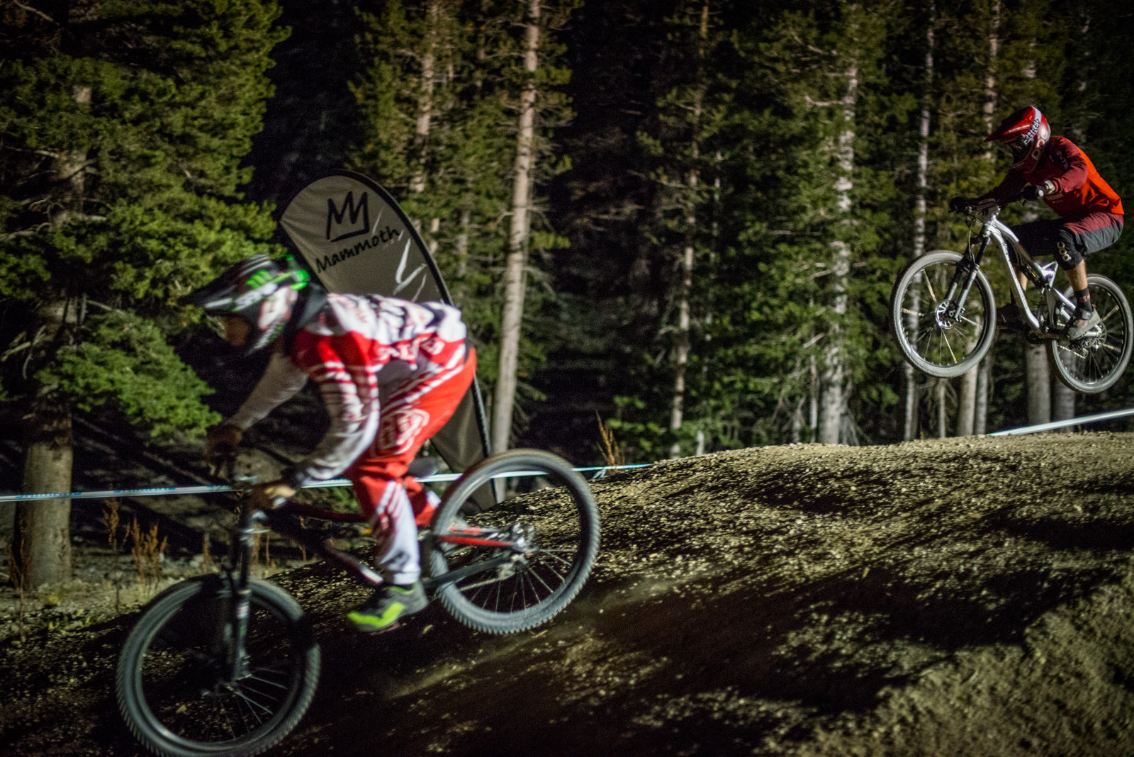 Mitch Ropelato & Luca Cometti - Mammoth Mountain Kamikaze Bike Games Dual Slalom - Mountain Biking Pictures - Vital MTB
