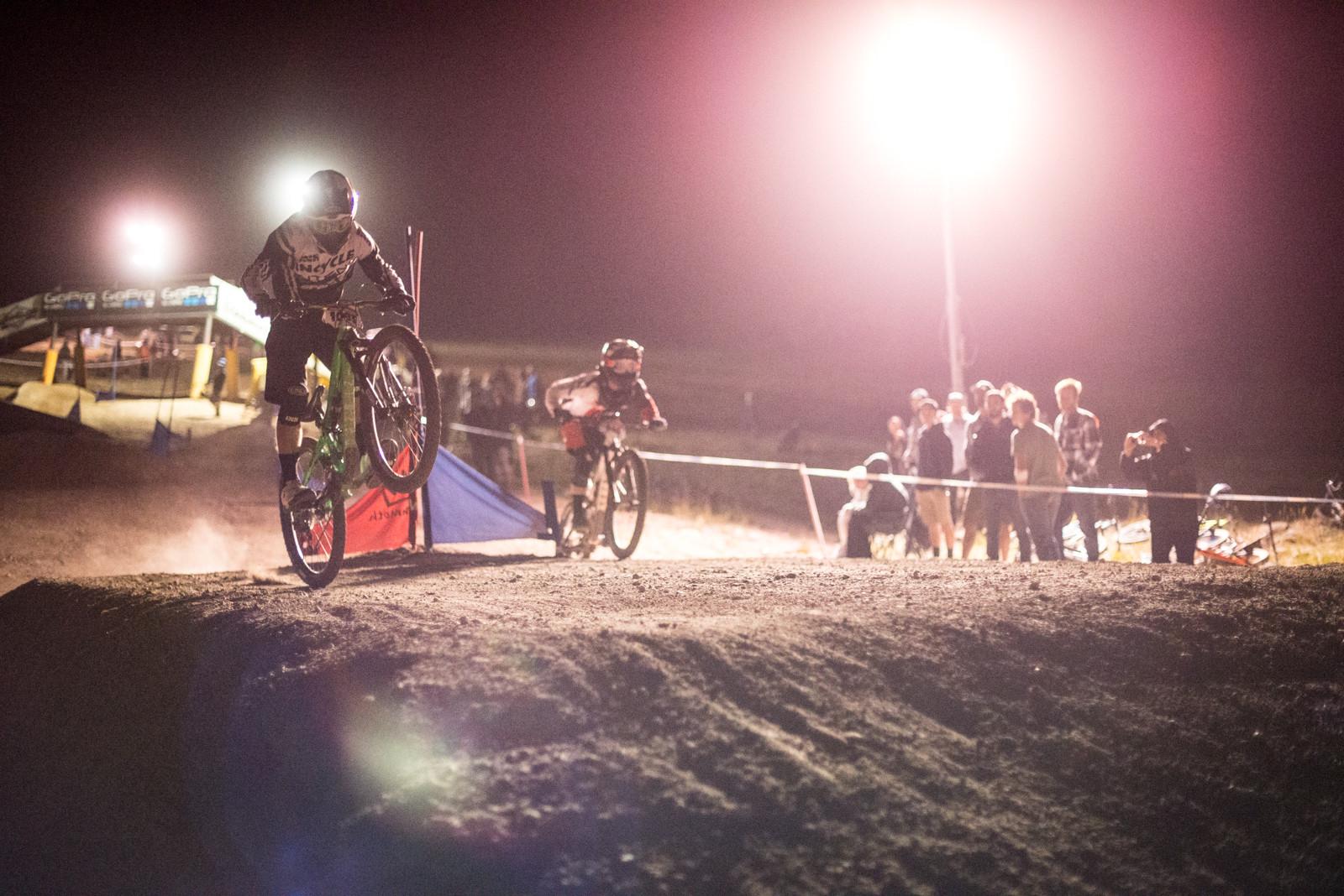 Bruce Klein & Nikolas Nestoroff - Mammoth Mountain Kamikaze Bike Games Dual Slalom - Mountain Biking Pictures - Vital MTB