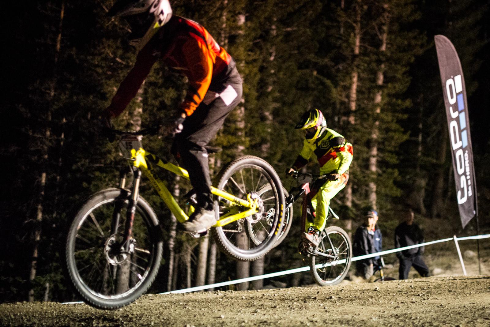 Austin Warren & Cody Johnson - Mammoth Mountain Kamikaze Bike Games Dual Slalom - Mountain Biking Pictures - Vital MTB