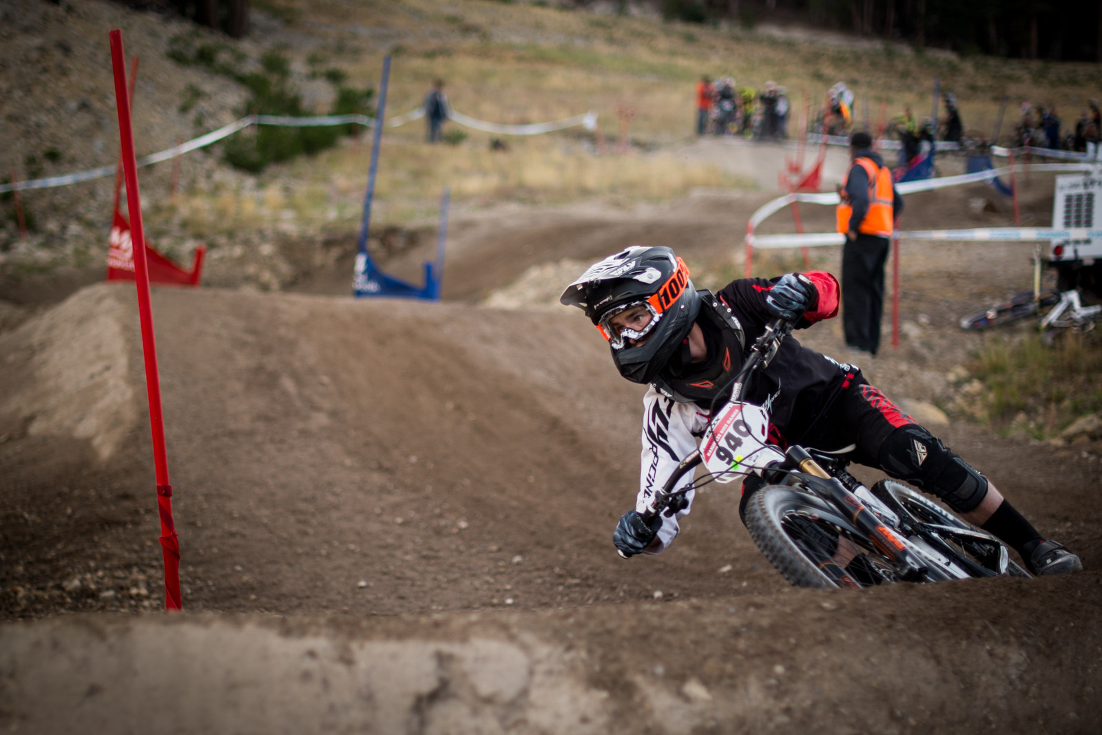 Nikolas Nestoroff - Mammoth Mountain Kamikaze Bike Games Dual Slalom - Mountain Biking Pictures - Vital MTB