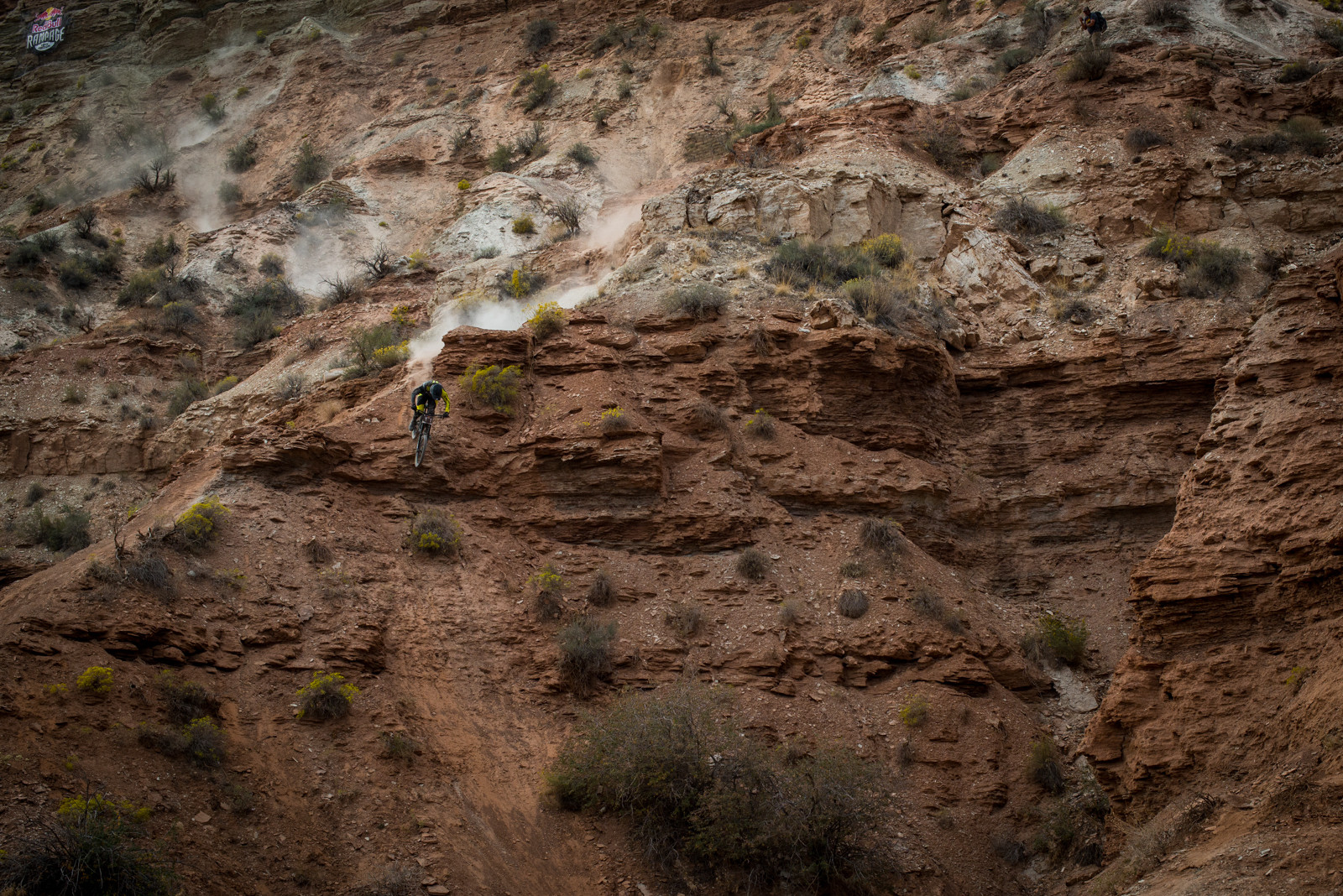 Mitch Chubey - 2015 Red Bull Rampage Finals - Mountain Biking Pictures - Vital MTB