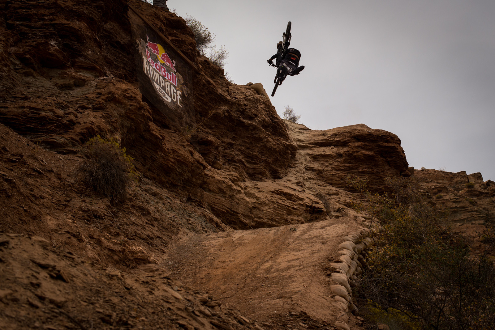 Brett Rheeder - 2015 Red Bull Rampage Finals - Mountain Biking Pictures - Vital MTB