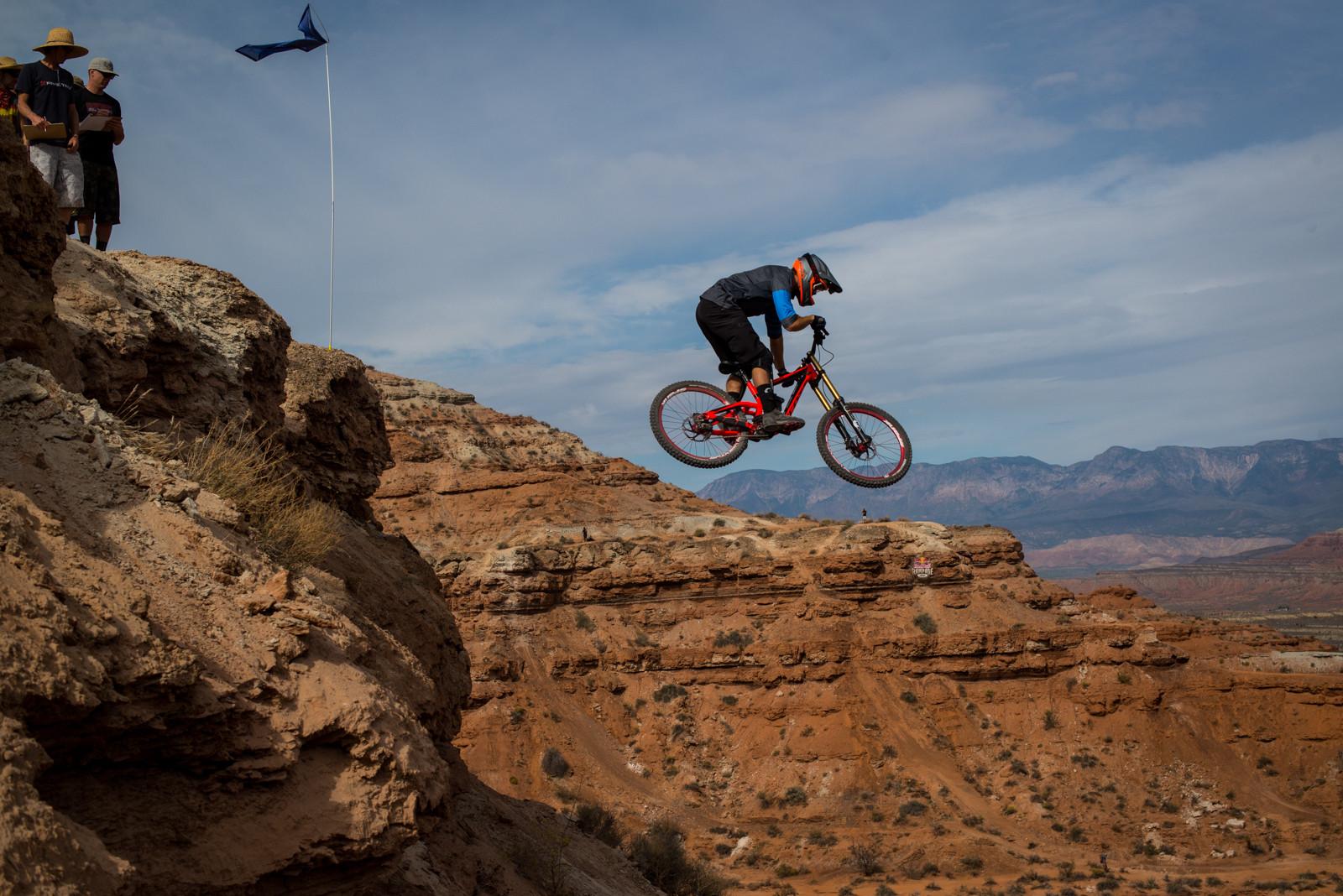 Paul Basagoitia - 2015 Red Bull Rampage Finals - Mountain Biking Pictures - Vital MTB