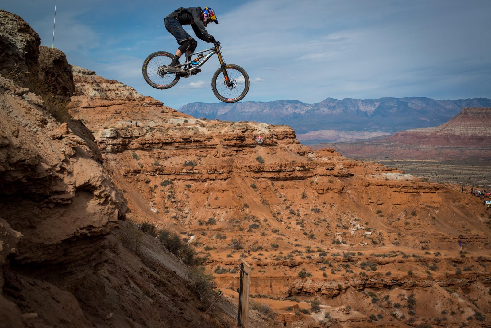 Thomas Genon - 2015 Red Bull Rampage Finals - Mountain Biking Pictures - Vital MTB