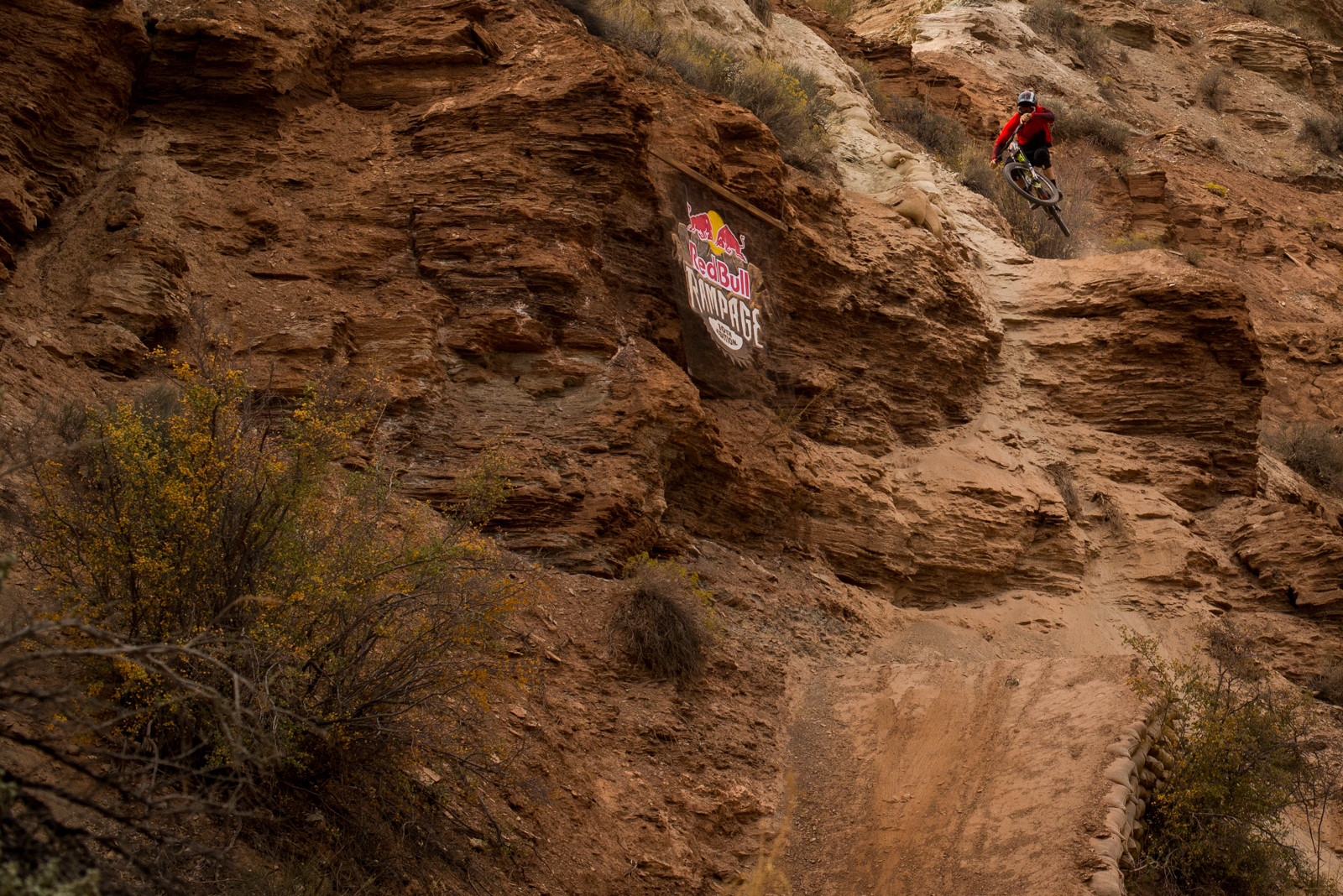 "Kyle ""popped the question at the line"" Norbraten - 2015 Red Bull Rampage Finals - Mountain Biking Pictures - Vital MTB"