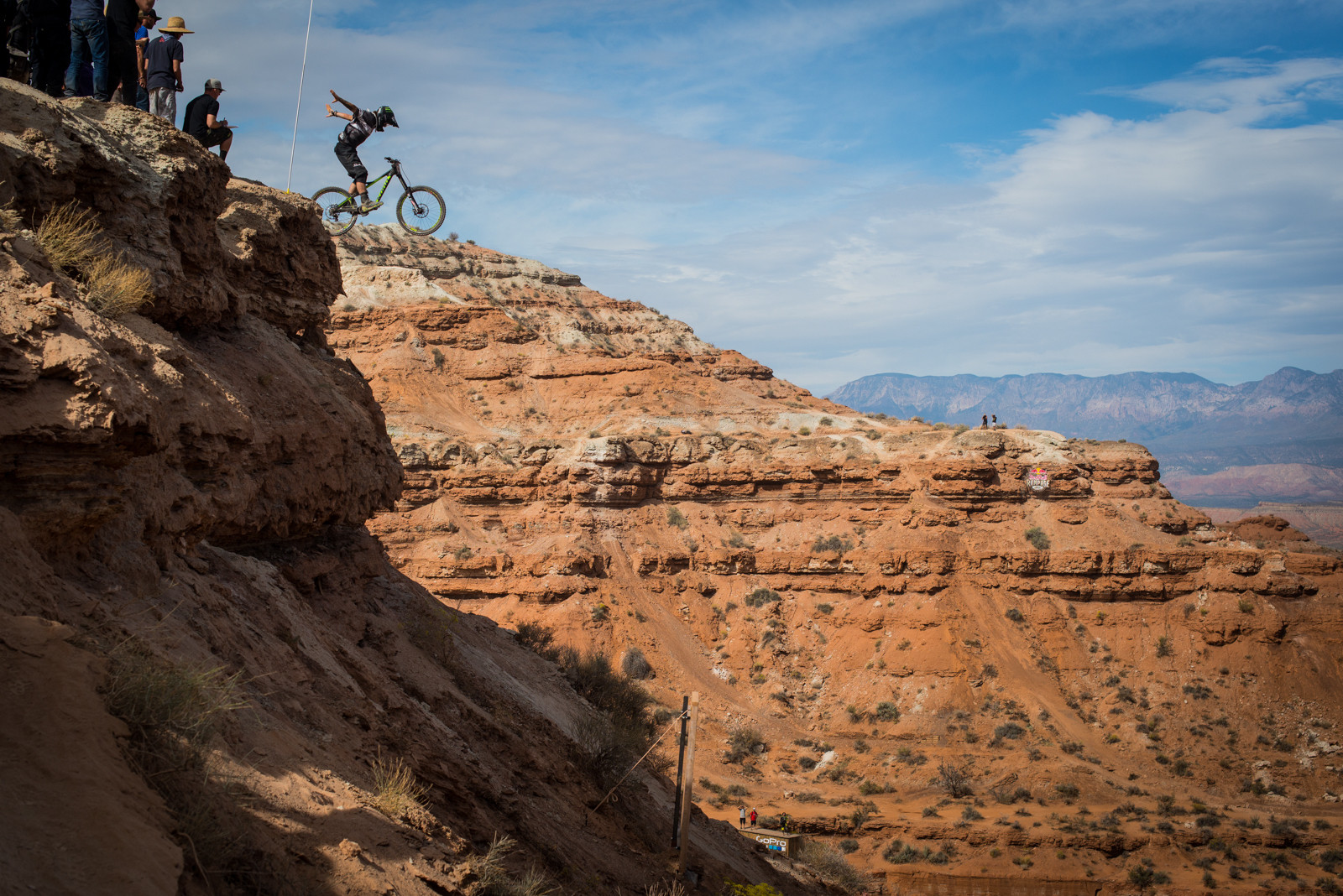 Graham Agassiz - 2015 Red Bull Rampage Finals - Mountain Biking Pictures - Vital MTB