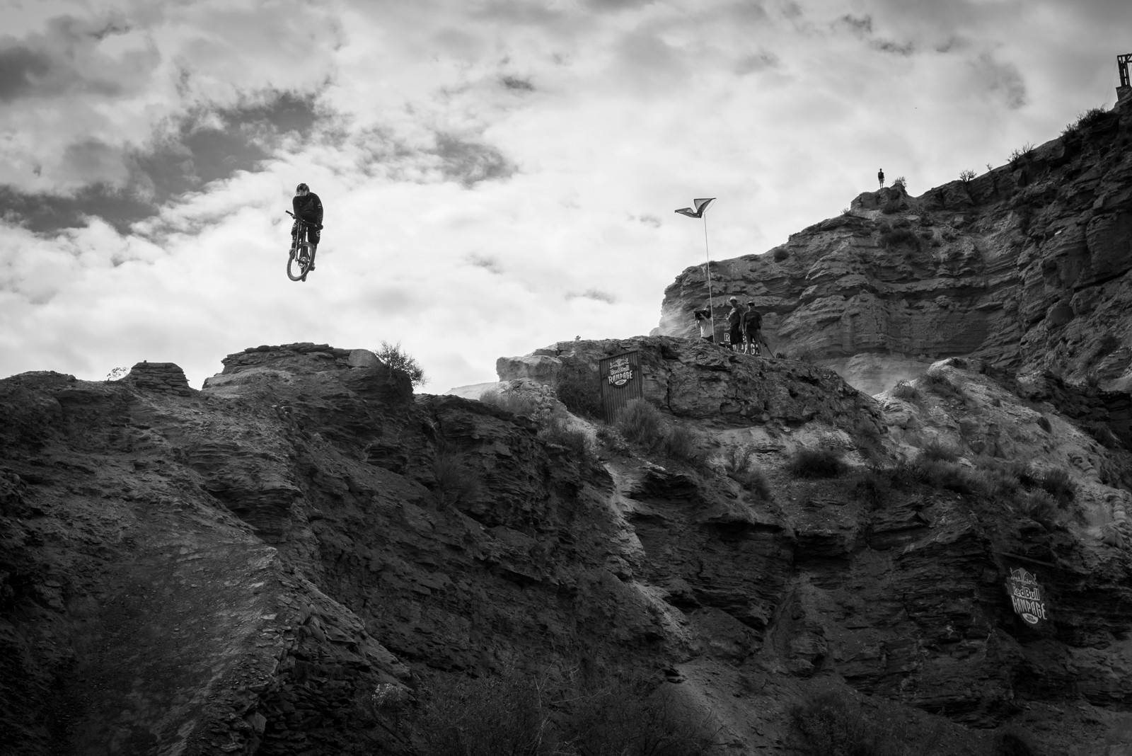 Kyle Strait - 2015 Red Bull Rampage Finals - Mountain Biking Pictures - Vital MTB