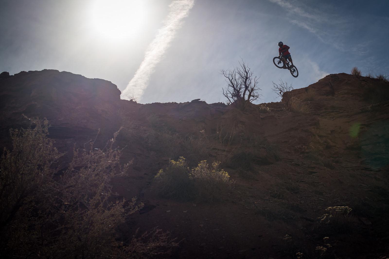 Darren Berrecloth - 2015 Red Bull Rampage Finals - Mountain Biking Pictures - Vital MTB