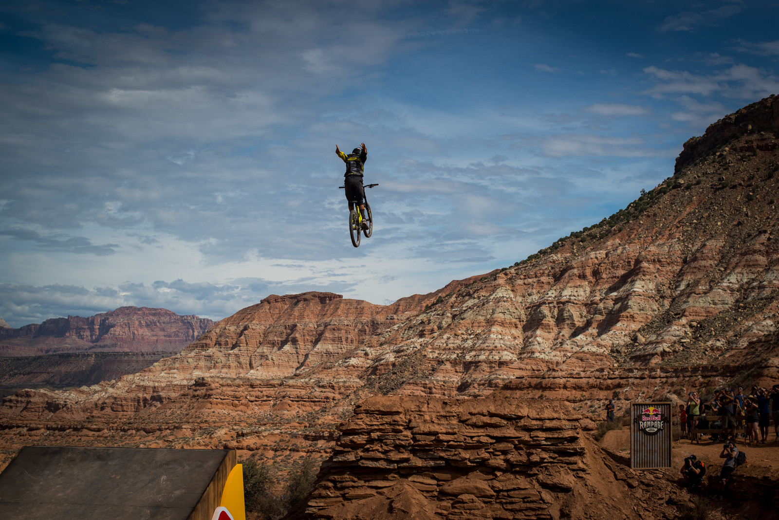 Remy Metailler - 2015 Red Bull Rampage Finals - Mountain Biking Pictures - Vital MTB