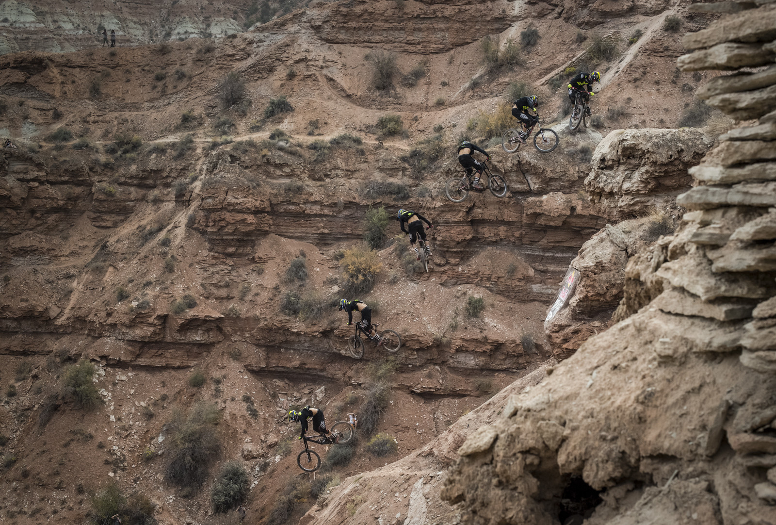Zinkquence - 2015 Red Bull Rampage Finals - Mountain Biking Pictures - Vital MTB