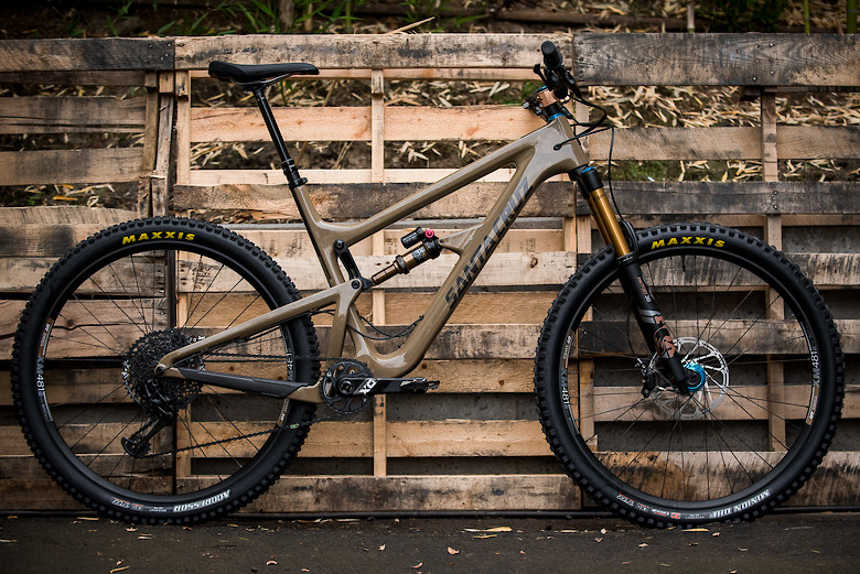 Santa Cruz Hightower LT Carbon CC from Fat Tire Farm