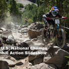2015 U.S. National Championships Downhill Action Slideshow