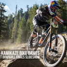 Mammoth Kamikaze Bike Games ProGRT Downhill Action