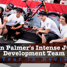 Shaun Palmer's Intense Junior Development Team Year in Review