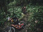 Devinci Global Racing Ripping in BC
