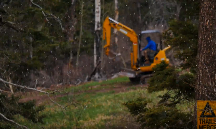 Elements of a Trail Crew - Ep. 1 - Water | Angel Fire Bike Park