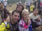 Tracey Hannah and Andrew Neethling Take on China