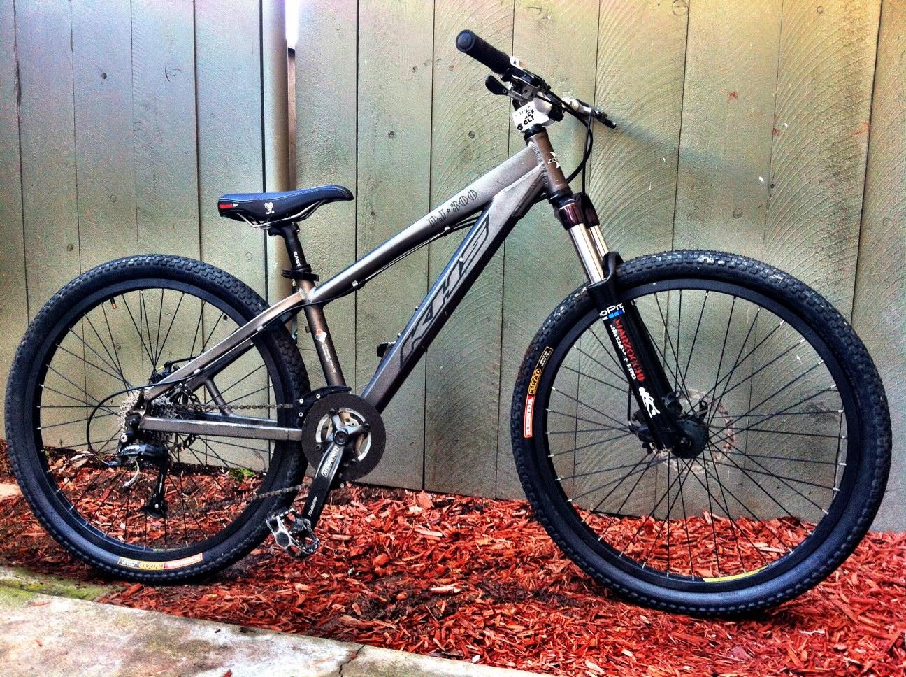 KHS DJ 300 - phelan311\'s Bike Check - Vital MTB