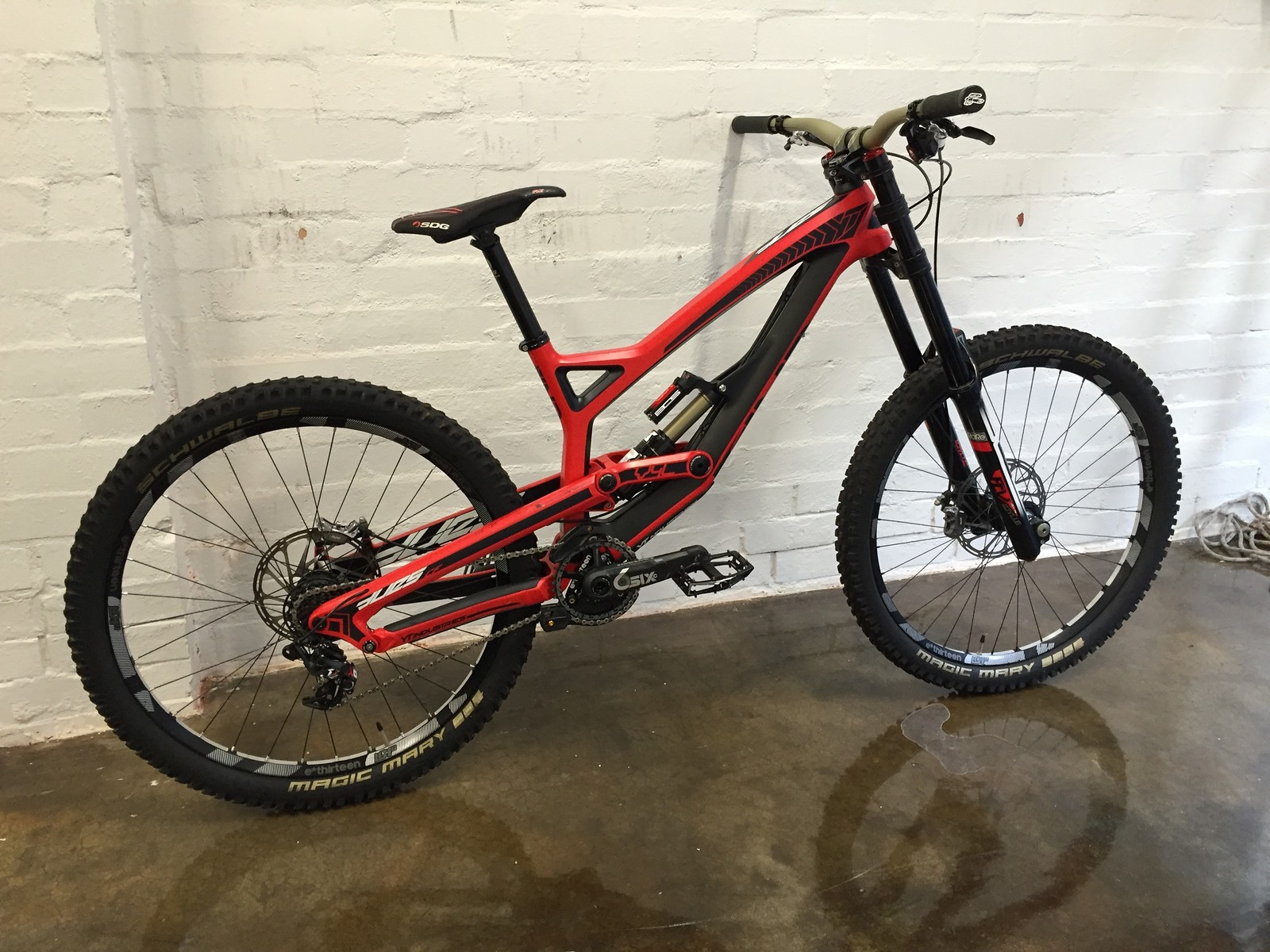 andyg73's YT Industries