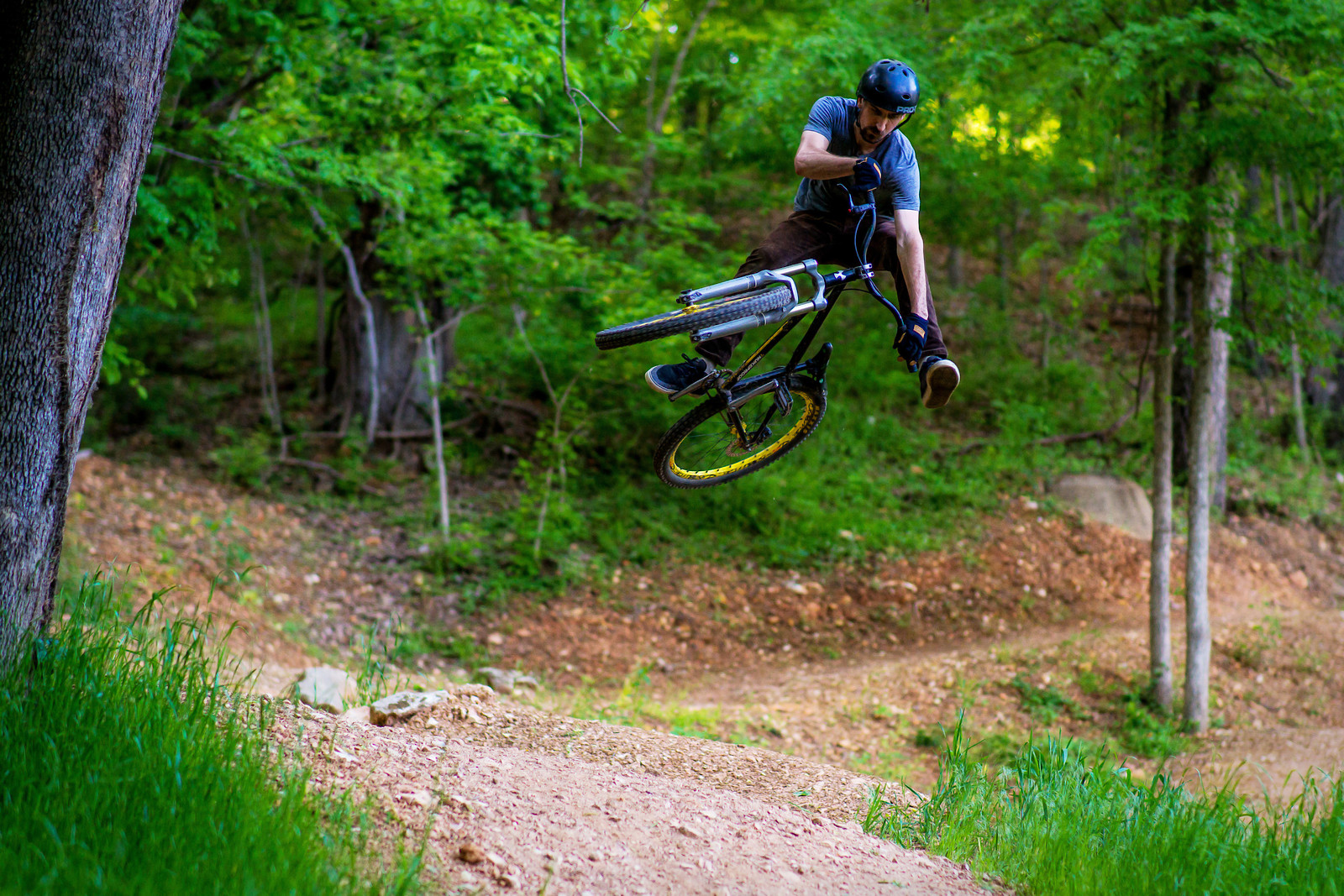One footed table - slager - Mountain Biking Pictures - Vital MTB