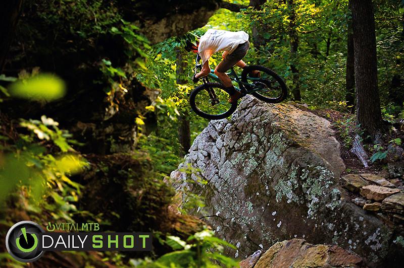 rock drop in - slager - Mountain Biking Pictures - Vital MTB