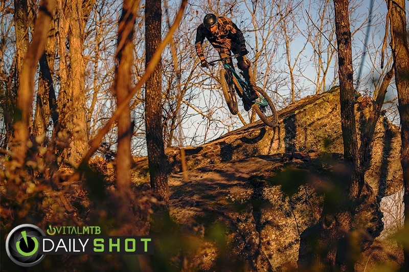 Golden Hour Slabs - slager - Mountain Biking Pictures - Vital MTB