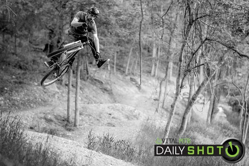 Ozone black and white - slager - Mountain Biking Pictures - Vital MTB