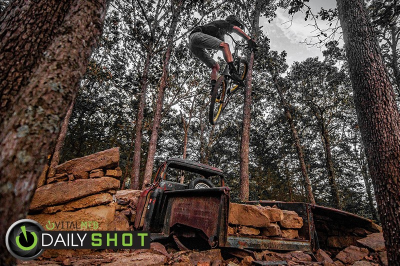 Abandoned Truck Gap - slager - Mountain Biking Pictures - Vital MTB