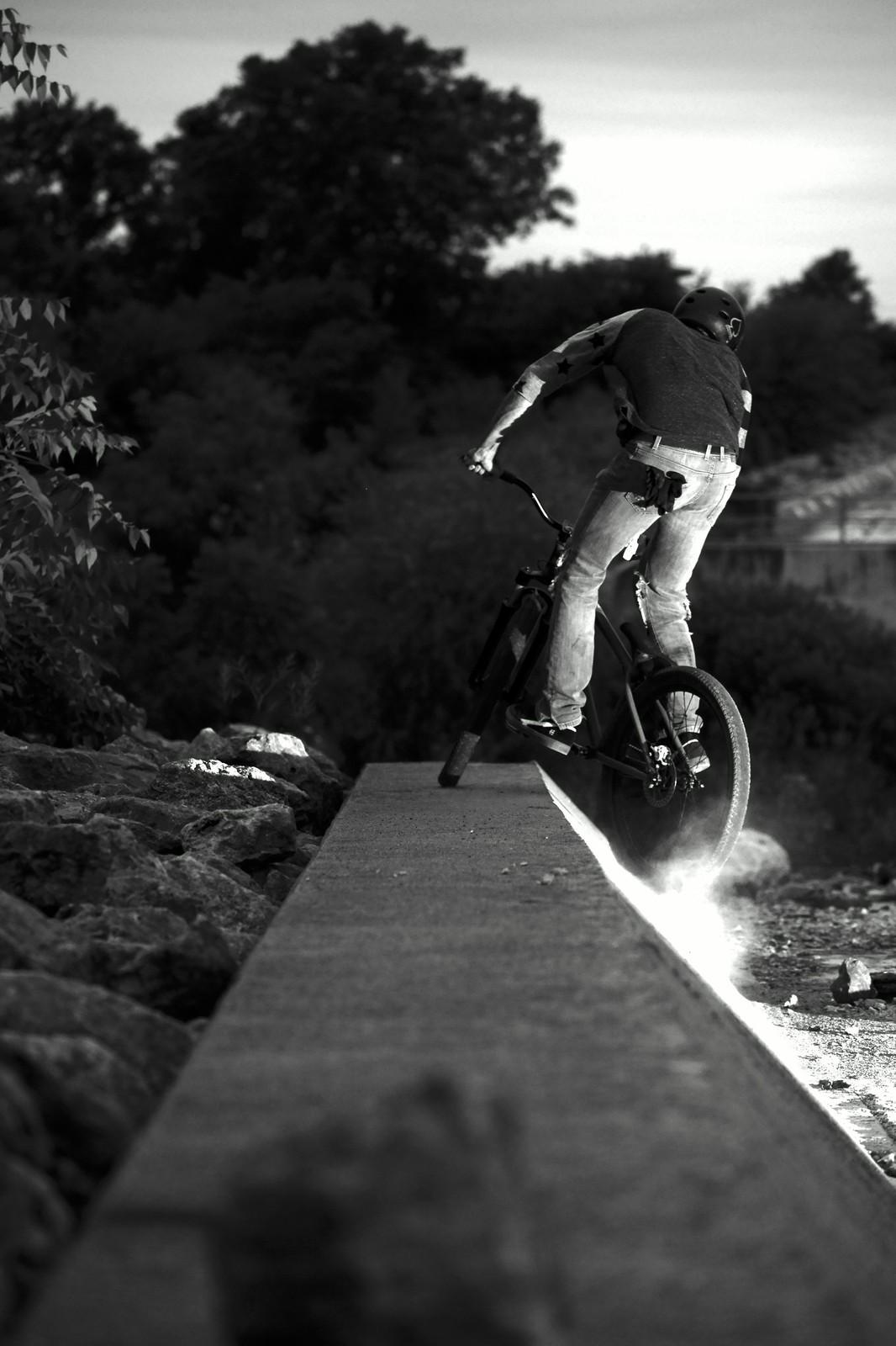 tire slide - slager - Mountain Biking Pictures - Vital MTB