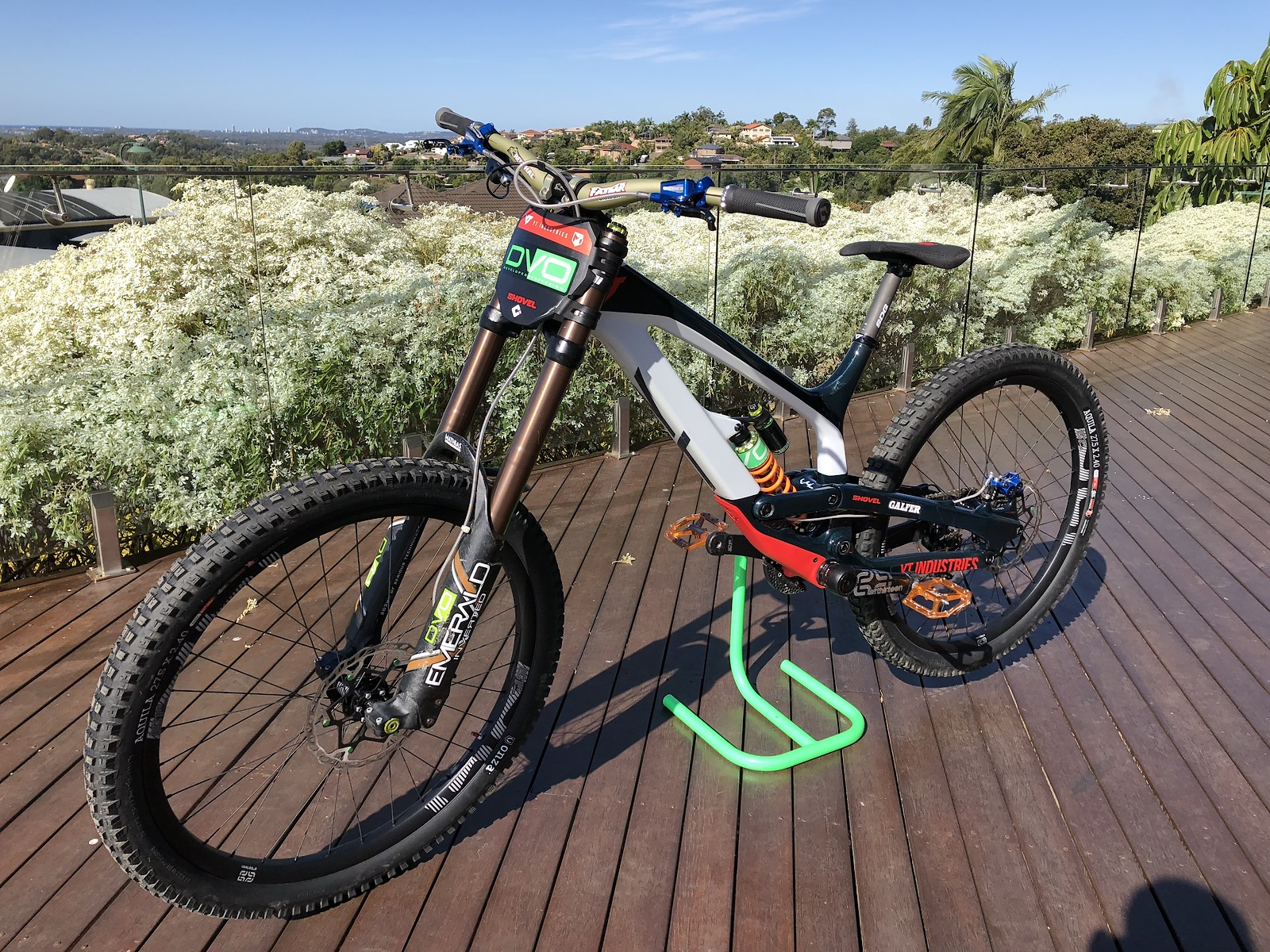 YT Industries Tues Mob Edition