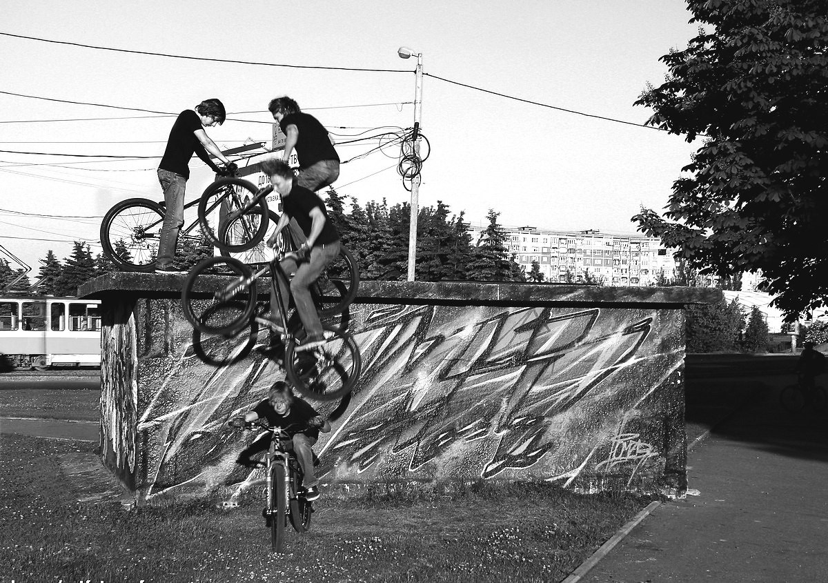 trackstand to 270 drop  - sixwalls - Mountain Biking Pictures - Vital MTB