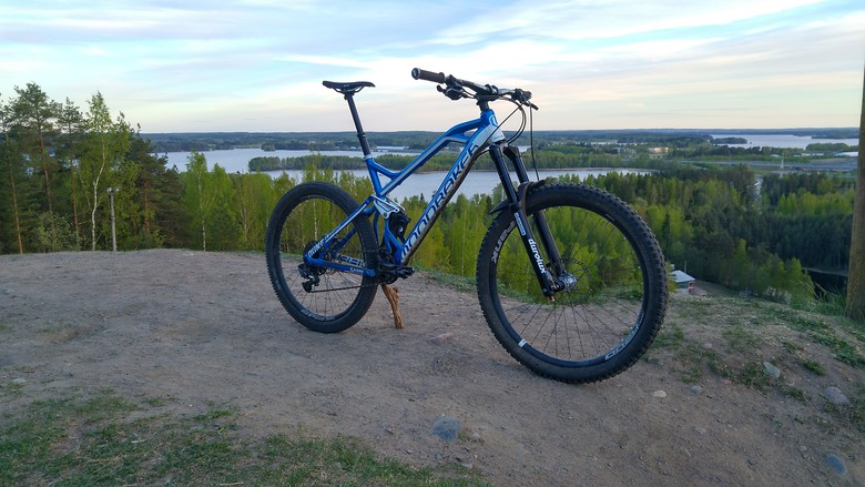 "Mondraker ""The Finnish Flag"""