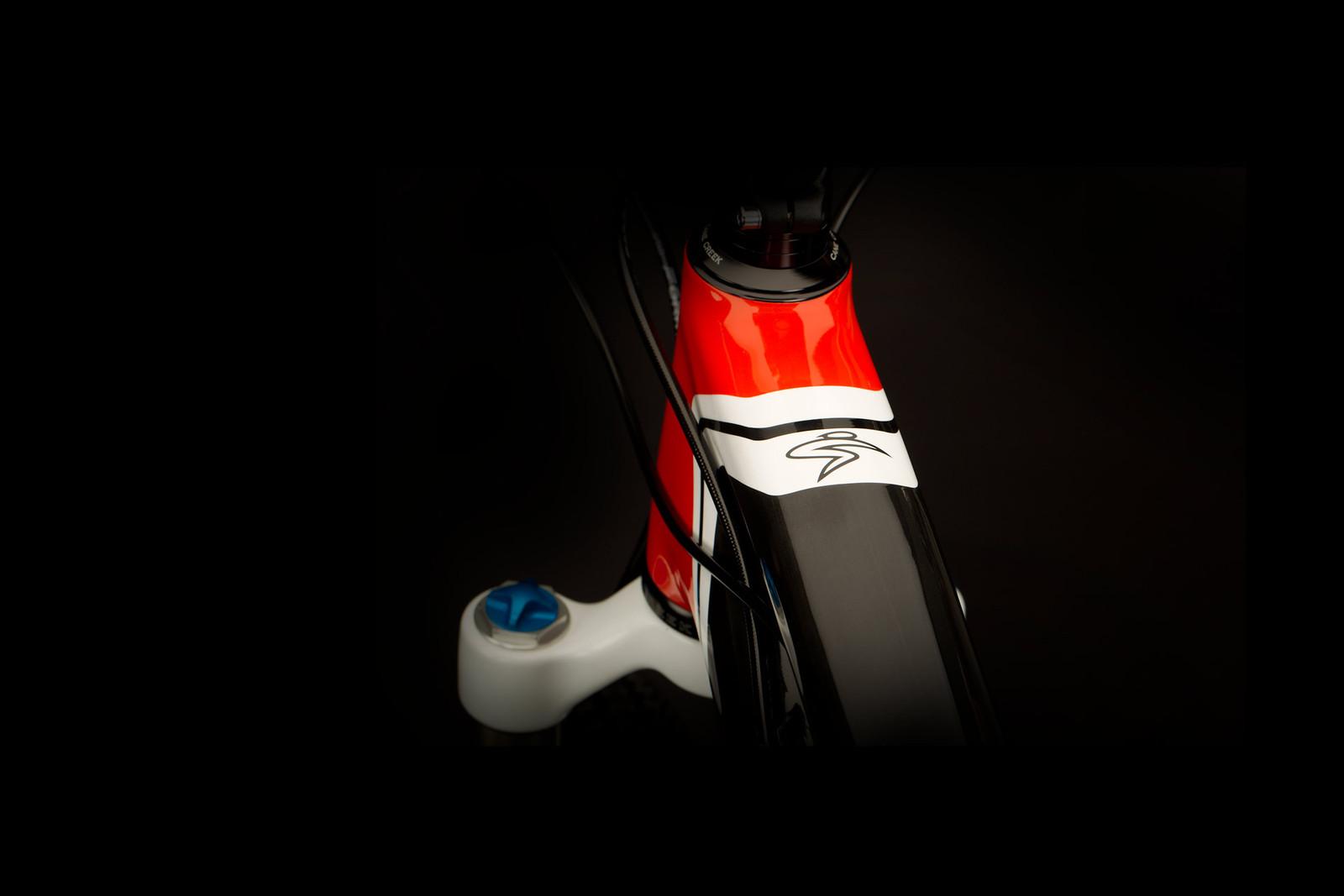 Tapered Head Tube - Santa Cruz Bikes - Mountain Biking Pictures - Vital MTB