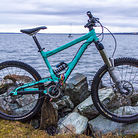 2009 Commencal Supreme Racing 1