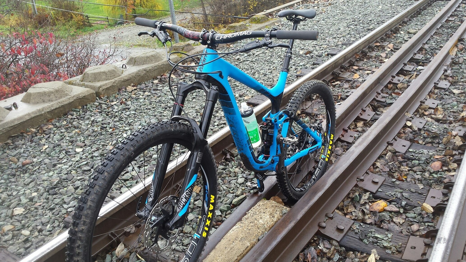 2016 Giant Reign Advanced 0 Bikecobro S Bike Check