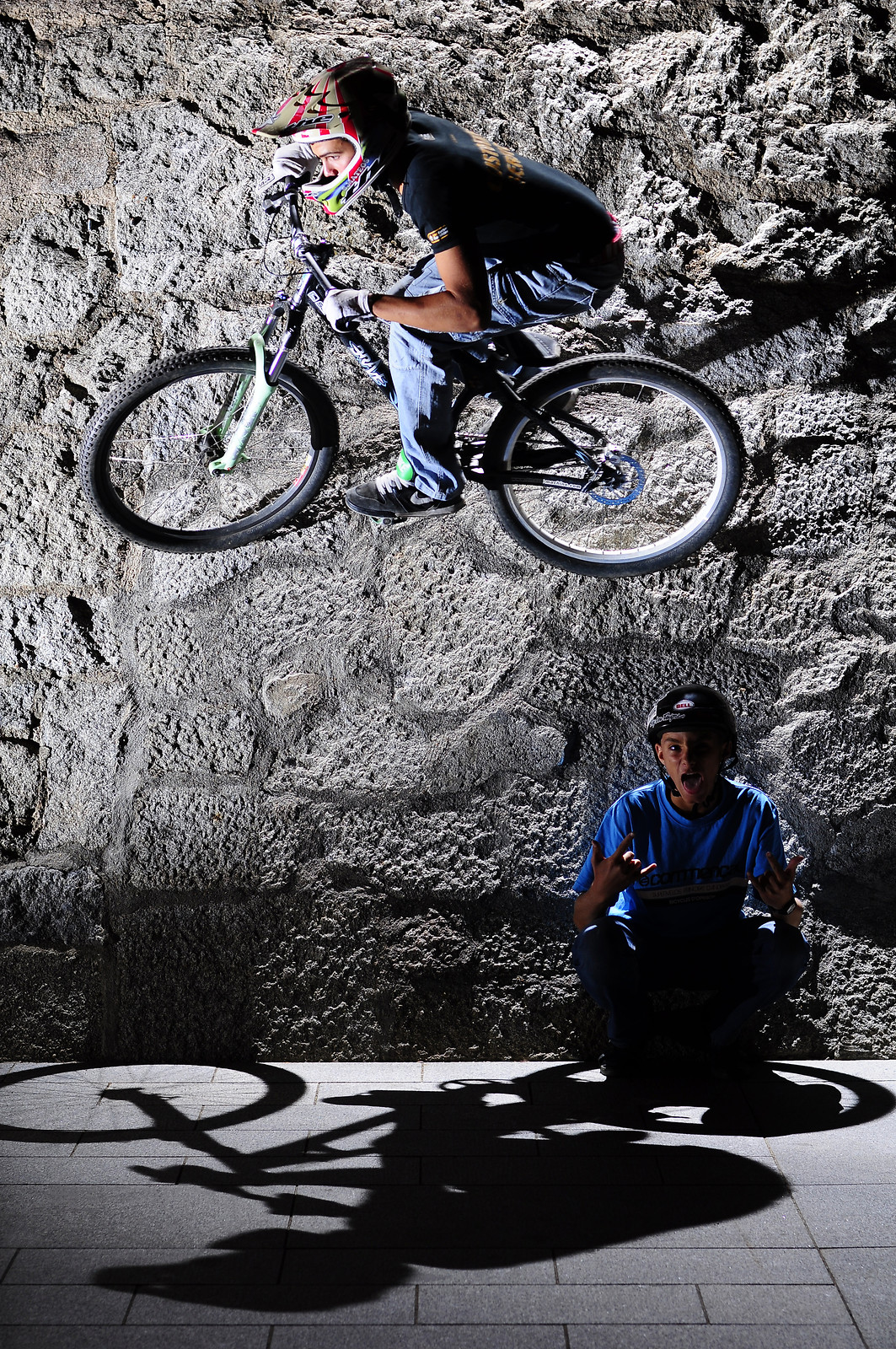 Samuel and Ivan - A.Cubino - Mountain Biking Pictures - Vital MTB