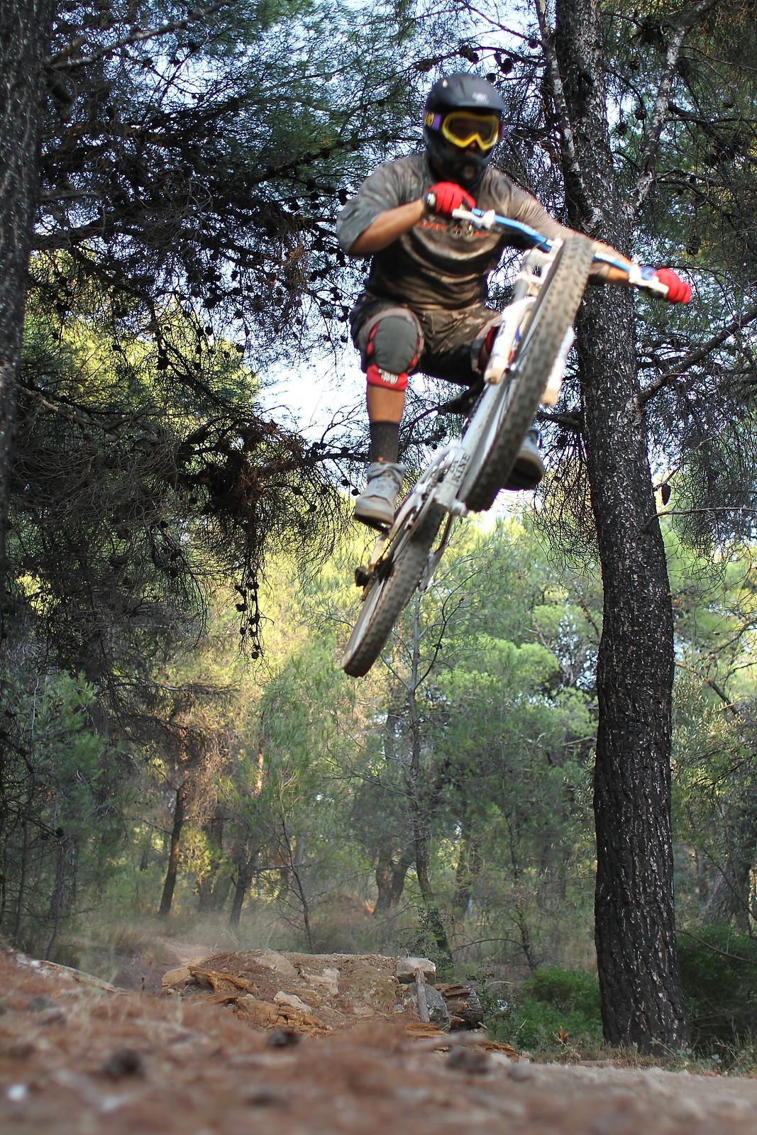 parnitha trail - Yohan.panou - Mountain Biking Pictures - Vital MTB