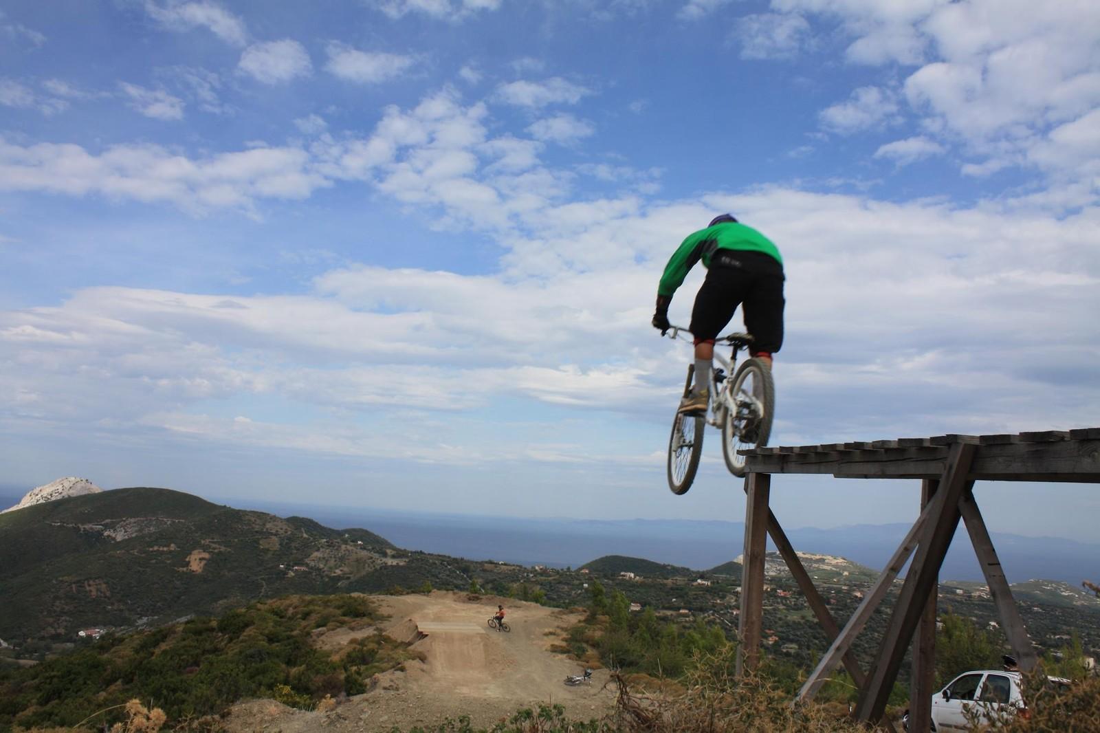 kimi trail,Evia,Greece - Yohan.panou - Mountain Biking Pictures - Vital MTB