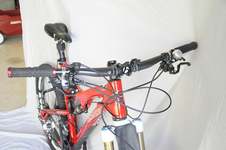 AuburnBikeCompany's Santa Cruz Blur LT Carbon Team Issue